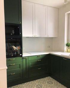design home app Green Kitchen Cabinets, Future House, Kitchen Design, New Homes, House Design, Interior Design, Architecture, Confidence, Decorating Ideas