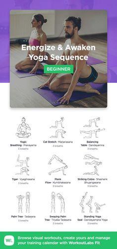 Dynamische Yoga Warm-Up Sequenz für Einsteiger