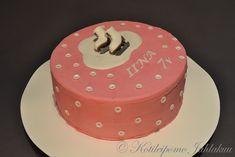 Iinan 7-vuotis taitoluistelukakku Birthday Cake, Desserts, Food, Tailgate Desserts, Deserts, Birthday Cakes, Essen, Postres, Meals