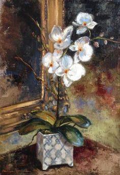Tanya Jansen Art Flower Paintings, Flowers, Art, Paintings Of Flowers, Craft Art, Flower Pictures, Kunst, Royal Icing Flowers, Flower