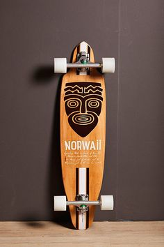 This is called a longboard. It's like a skateboard but it has a much smooter raid and can go faster downhill. I don't have one but I dearly want one.