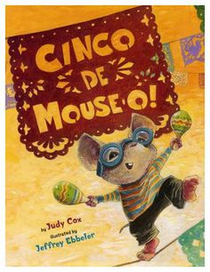 Children's book - Cinco De Mouse-o!