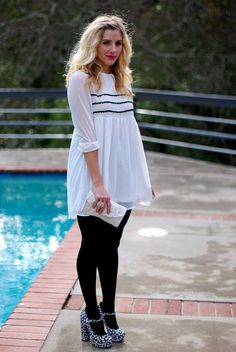 love this little dress!