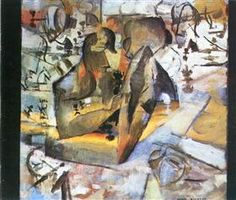 The Chess Players - Marcel Duchamp