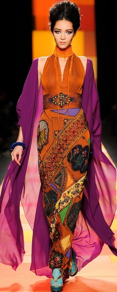 Jean Paul Gaultier Spring 2013 Couture ♥✤ | Keep the Glamour | BeStayBeautiful