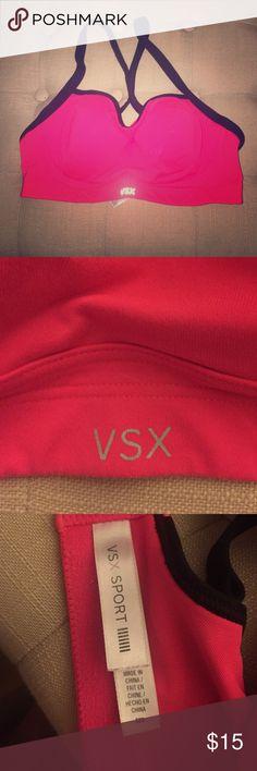 Victoria's Secret sports bra Angel sports bra size 32D Victoria's Secret Intimates & Sleepwear Bras