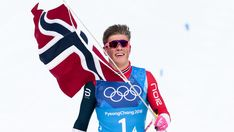 Johannes Høsflot Klæbo får oppmerksomhet av selveste CNN. FOTO: Lise Åserud / NTB scanpix Work Hard In Silence, Cross Country Skiing, Olympics, Guys, Norway, Sports, Training, Random, Hs Sports