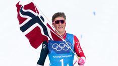 Johannes Høsflot Klæbo får oppmerksomhet av selveste CNN. FOTO: Lise Åserud / NTB scanpix