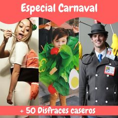 Todavía estás a tiempo de hacerte un súper disfraz!! Diy Carnival, Carnival Costumes, Baseball Cards, Instagram, Fictional Characters, Ideas, World, Homemade Greeting Cards, Fathers Day Crafts