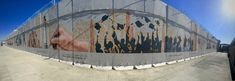 520 square meters Mural  The last mural for 2017 for Team ArtLords; 520 square meters, maybe the biggest mural in history of Afghanistan. It celebrates the civil servants, soldiers and sports personalities of Afghanistan. The real heroes of Afghanistan.