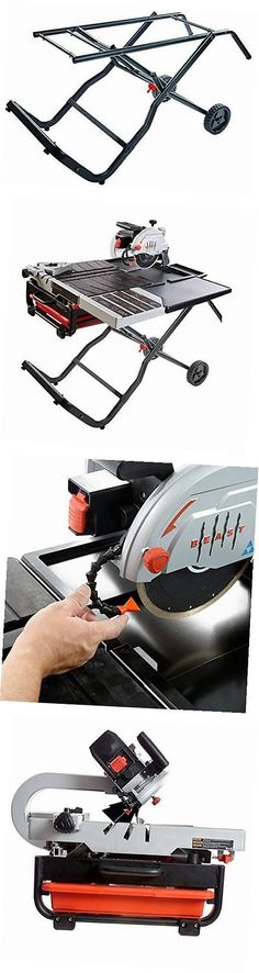 Tile Saws 122836 Beast10pkit Beast 10 Wet Saw Kit Includes