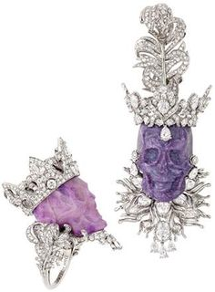 Kings and Queens Collection by Victoire de Castellane for Dior Jewelry | Kenem Bijoux Blog - Metal Clays and Art