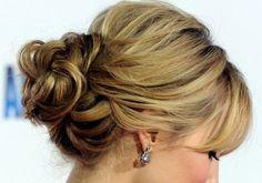 Medium Hair , maybe for Stephs wedding