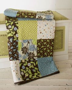 15 quick and easy quilts.