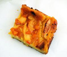 receta, tarta, manzana, ilustración, cumpleaños