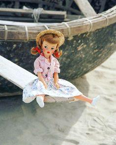 Tammy on vacation.
