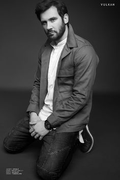 """UK talent, Clive Standen, is a jack-of-all-genres in the entertainment industry; he's played multiple roles on historical dramas and is none other than Rollo on critically acclaimed """"Vikings."""" In 2017, he's set to star in Alex Cary's """"Taken"""" and zombie thriller, """"Patient Zero."""" Lucky for us, the actor took some time to talk to VULKAN about everything from his character prep, to the joys of fatherhood, and doing his own stunts!"""