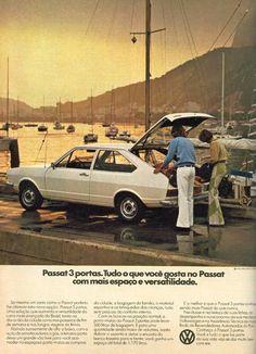 Passat (3 Portas) (1976) - Volkswagen
