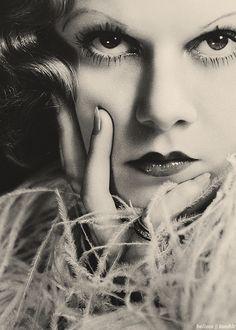 clara bow: Hollywood's original sex symbol and the basis of Betty Boop.