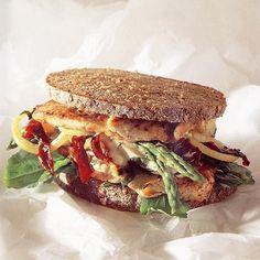 The Ultimate Chicken Sandwich