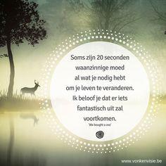 Passend bij de mistige dag en de Inspiratieavond van 6 december: 'Motiveer jezelf en maak je voornemen waar' http://ift.tt/2f3dCY1
