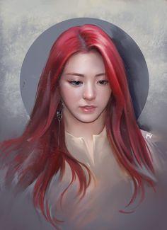 Kpop Girls, Girl Group, Disney Characters, Fictional Characters, Original Art, Aurora Sleeping Beauty, Fan Art, Disney Princess, Drawings