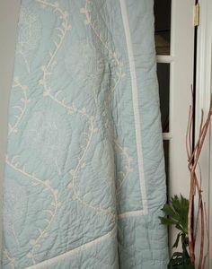 Medallion Light Blue by Cloud 9 Quilts - BeddingSuperStore.com