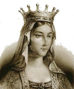 Adelaide of Savoy (or Adelaide of Maurienne) (1092-1154) was the second spouse but first Queen consort of Louis VI of France. Adelaide was the daughter of Humbert II of Savoy and Gisela of Burgundy, niece of Pope Callixtus II. She is a great grand aunt by Umberto of Savoy and a 24th maternal ggm by marriage to Matthieu I of Montmorency. (wikipedia)