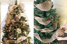 Shibar-ita: Cómo decorar el árbol de Navidad