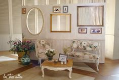 photowall_las_tres_sillas_con_bettina_ portada_log2 Estilo Boho, Banquet, Buffet, Gallery Wall, Cabinet, Storage, Frame, Furniture, Boho Chic