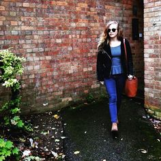OOTD Boohoo, Miss Selfridge, River Island, Ray Ban Clubmasters & Topshop Asos Petite, Petite Outfits, Petite Fashion, Miss Selfridge, Topshop, Ootd, Fashion Bloggers, Places, River Island