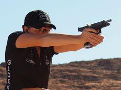 Randi Rogers, has won world and national championships in IDPA, USPSA, SASS, IPSC, Cowboy Action and Bianchi Cup Shooting Sports, National Championship, Bang Bang, Firearms, Hand Guns, Knives, Action, Bows, Girls