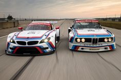 Awesome BMW Z4 GTLM livery honors famous IMSA 3.0 CSL - RoadandTrack.com