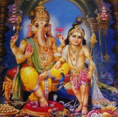 Ganesh Lord, Shri Ganesh, Ganesha Art, Lord Murugan Wallpapers, Radha Krishna Photo, Krishna Art, Lord Ganesha Paintings, Ganesha Pictures, Lord Shiva Family