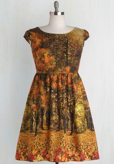 Sights to Season Dress | Mod Retro Vintage Dresses | ModCloth.com