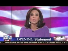 """[Watch] Judge Jeanine: """"Mr. President, Why are you sleeping with the enemy? Is the Ayatollah Khamenei channeling you trying to institute Khamenei care in Iran?"""" -"""