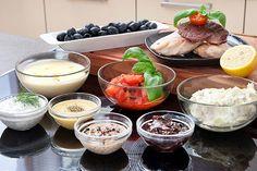 Fondue, Pesto, Quiche, Pudding, Treats, Cheese, Cooking, Ethnic Recipes, Desserts