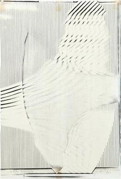"""garadinervi: """"  Bruno Munari, Xerografia, 1967 """""""