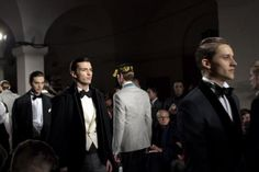 Hackett London Autumn Winter 2013