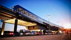 Fernandes Arquitetos Associados: Estação Bonocô, Salvador - Arcoweb