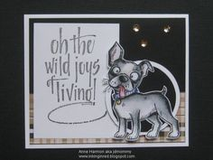 Wild Joys! by jdmommy - Cards and Paper Crafts at Splitcoaststampers