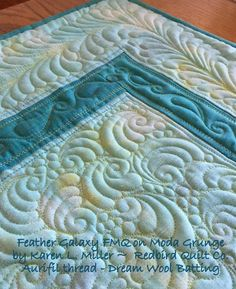 Bake Shop Basics: Free Motion Quilting on Home Machines « Moda Bake Shop