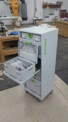 Shop made Festool Sysport
