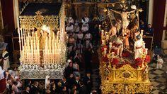 Jueves Santo, La Exaltación