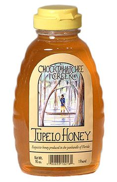 Warm up the honey, add it to your conditioner and it makes your hair super soft.