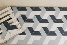 Alchimia Trapezio Floor Tile , Tiles - Floor Tiles - Porcelain Floor Tiles