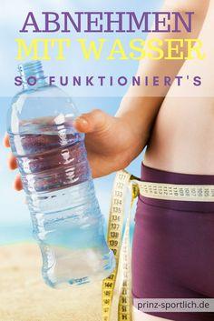 Durch Trinken abnehmen - kann das funktionieren?! JA! Wie ihr mit Wasser abnehmen könnt und wie viel ihr dafür trinken müsst, erfahrt ihr hier... Passende Rezepte & Workouts findet ihr auf meinem Blog!