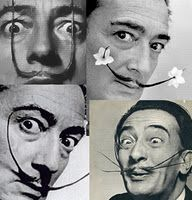 Use Your Coloured Pencils: Dali: The Man of Many Moustaches Classroom Art Projects, School Art Projects, Salvador Dali Kunst, 2nd Grade Art, Spanish Art, Ecole Art, Arts Ed, Surreal Art, Elementary Art