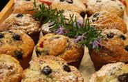Matakana Market Kitchen makes the most delicious sweet and savoury muffins daily. Great for breakfast or an afternoon treat!