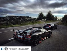 #Repost @hussein_musallam with @repostapp.  #finalpost #for the #day Baby got back #koenigsegg #agerars #v8 #turbo #1160hp #allcarboneverything #blackandorange #downforce #HM #1of25 #racecar #fortheroad #Italy #Milan #friends #rally #goodtimes #goodmemories #bugatti #supersport #porsche #918spyder Photo by @arnaudtaquet by theorangearmy